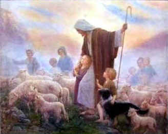 I am the good shepherd. I know my own and my own know me  John 10:14